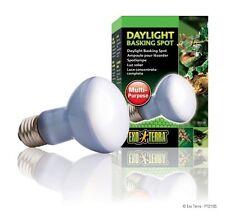 Exo Terra Reptile Daylight Basking spot Bulb 75W Genuine Replacement Lamp