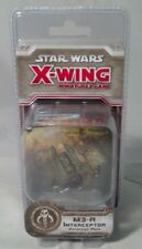 STAR WARS X-WING MINIATURES M3-A INTERCEPTOR BRAND NEW **CLEARANCE**