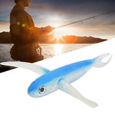 6.7in Simulated Fly Wing Fish Artificial Soft Bait Lure Fishing Upgrade Kits