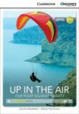 Up in the Air: Our Fight Against Gravity Intermediate Book with Online Access (M