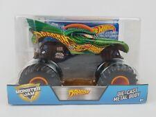 Hot Wheels Monster Jam Dragon Truck 1:24 scale
