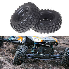 "2pcs/lot 1.9"" Tires 96mm Wheel 12mm Hex Hub For RC 1:10 Rock Climbing Crawler TS"