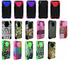 Kickstand Dual Hybrid Cover Phone Case for HTC Desire 650 626 626S 626G+