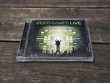 Video Games Live Music CD EMI Kingdom Hearts Castlevania Warcraft Tron Myst