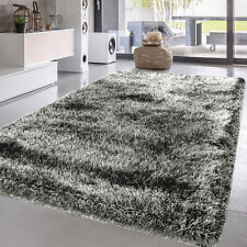 Fluffy Rugs Anti-Slip Large SHAGGY RUG Super Soft Mat Living Room Bedroom Carpet