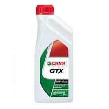 OLIO MOTORE CASTROL GTX 10W40  LITRI 1