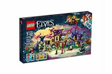 Lego Elves Magic Rescue from the Goblin Village (41185)- Free Shipping