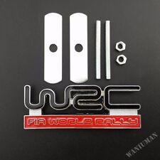 WRC Racing Rally Car Front Grill Emblem Badge Sticker Fit Subaru STI Impreza WRX