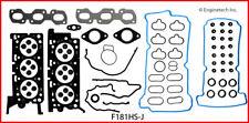 Engine Cylinder Head Gasket Set ENGINETECH, INC. fits 03-04 Ford Escape 3.0L-V6