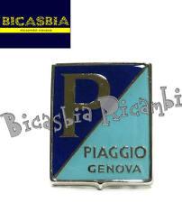 1935 - SCUDETTO ANTERIORE PIAGGIO GENOVA VESPA 125 VM1T VM2T VN1T VN2T