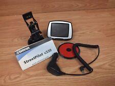 Genuine Garmin (022832) StreetPilot Navigation System With Charger/Mount Bundle
