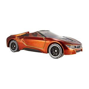 Hot Wheels FXB49 BMW i8 Roadster Orange Metallic - Id Series Scale 1:64 New !°