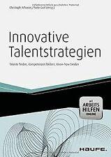 Innovative Talentstrategien - mit eBook Arbeitshilfen on...   Buch   Zustand gut
