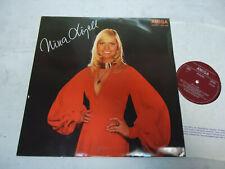 LP NINA LIZELL - SAME 1974 AMIGA DDR Der Mann mit dem Panamahut...