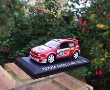 IXO / ALTAYA TOYOTA COROLLA WRC Rallye Monza 2004 Neuve en boite