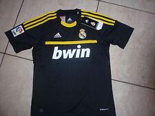 Adidas neu Trikot Real Madrid Größe 164 cm schwarz TW Wunschflock möglich