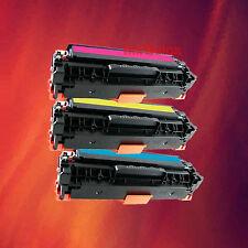 3 Color Toner Cartridge CC531-33A for HP CP2025 CM2320