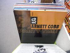Arnett Cobb Party Time vinyl LP Stash/Prestige Records VG+