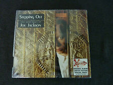 STEPPING OUT THE VERY BEST OF JOE JACKSON RARE NEW SEALED CD!