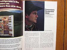 Dec. 8, 1973 TV Guide (BUCK  TAYLOR/GEORGIA  ENGEL/FARRAH  FAWCETT/THE  MAGICIAN