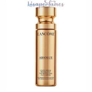 Lancome Absolue The Revitalizing Oleo-Serum 1oz / 30ml NIB