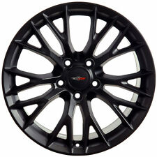 "Wheels For Chevy Corvette Years 2005 - 2013 18X8.5"" / 19X10.0"" Set Of Four"