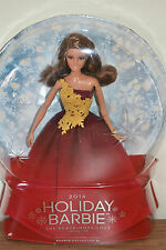2016 Occasion Spéciale hispanique Peace, Love & Hope collection Holiday Barbie NEUF