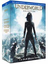 Underworld Collection - I 4 film della Saga (1 Blu-Ray 3D/2D + 3 Blu-Ray Disc)