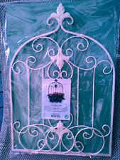 Haken für Wanddeko Pflanze ... Wandhalterung 38cm für Laterne Wandhaken
