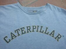 CATERPILLAR T SHIRT GREY MEDIUM MENS