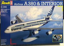 Revell Airbus A380 and Interior 1/144 NEW FS Model Kit 'Sullys Hobbies'