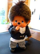 "VTG  AUTH 1974 MADE JAPAN 8"" SEKIGUCHI MONCHHICHI DOLL 3 Pcs CLOTHING MONCHICHI"