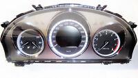 Mercedes C Klasse W204 Tacho Kombiinstrument A2049002602