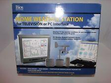 Bios Home Weather Station / PC Weather Analyzer