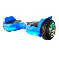 "Swagboard Hoverboard for Kids Twist T580 Self Balancing w/ 6.5"" LED Wheels Blue"
