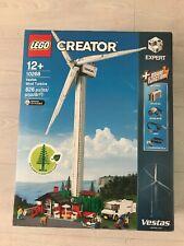 Lego 10268 Creator Expert Vestas Wind Turbine BNIB