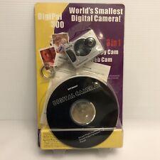 DigiPal 300 World's Smallest Digital Camera And Web Cam 2002