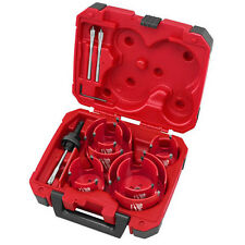 Milwaukee 49-56-9085 10-Piece Big Hawg Kit