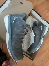 Men's Jordan B. Fly Camo Cool Grey / White Basketball Shoe Jordans 10.5