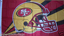 San Francisco 49ers Flag New 3x5 ft banner nfl au