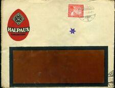418634) Werbeumschlag Halpaus-Cigaretten-Fabrik Breslau 1925