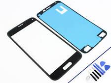 Cristal Delantero para Samsung Galaxy S5 Mini Azul Cristal Pantalla Táctil