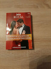 3CORA ROMANE- JULIA- ROYAL 1xgelesen   v 2020