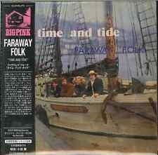 FARAWAY-FOLK TIME AND TIDE-IMPORT MINI LP CD w/JAPAN OBI Ltd/Ed G09