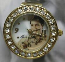 Elvis Presley Women's Ring Watch In Fabulous Gift Box Brand New!