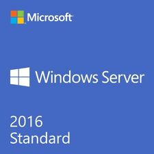 Windows Server 2016 Standard Key Product Code 64-bit Genuine License