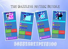 Bubble Gum Simulator The Dazzling Mythic Bundle [OP] 4x Mythic OP Pets