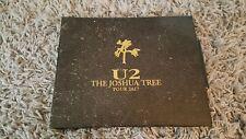 The Joshua Tree Tour 2017 Limited Edition Vip Commemorative Album/Book 20379