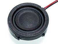 24mm 4 Ohm Round Bass Enhanced Speaker For DCC Sound Decoder Loksound 4 5 , Zimo