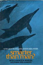 "KARL-ERIK FICHTELIUS & SVERRE SJOLANDER - ""SMARTER THAN MAN?""- DOLPHINS & WHALES"